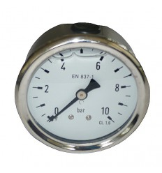 Manometer GP63 0-10bar