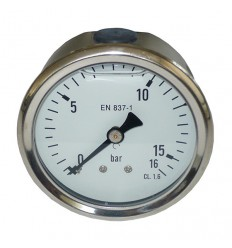 Manometer GP63 0-16bar