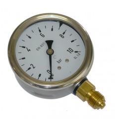 Manometer GR63 0-10bar