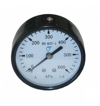 Manometer MM65 0-600kPa