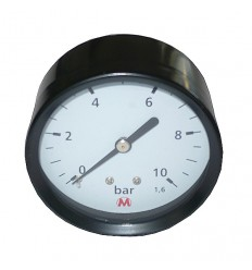 Manometer P63 0-10bar