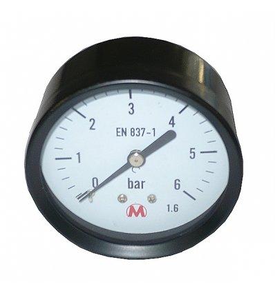 Manometer P63 0-6bar
