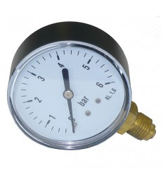Manometer R63 0-6bar