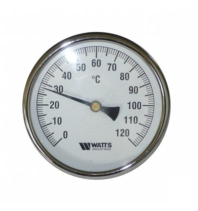 Teplomer T 100/50 0-120C