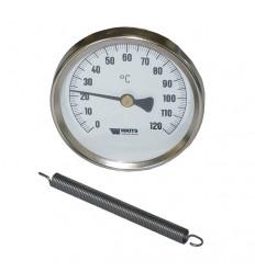Teplomer TAB 63/120 príložný