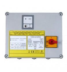 Control panel QA/61C 0.55 - 5.5kW