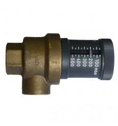 Prepúštací ventil RDT DN 20