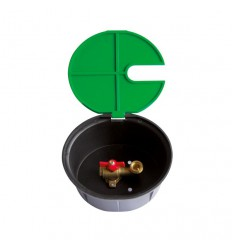 """SPIDO 695 Watering Box 3/4""""+1/2"""""""