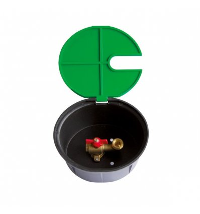 "SPIDO 695 Watering Box 3/4""+1/2"""