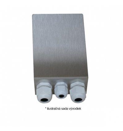 Nerezový montážný plech GD20 - 0,75kW