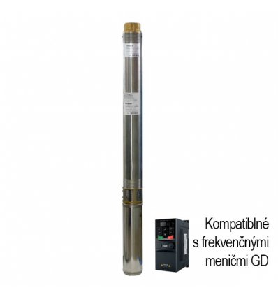 Ponorné čerpadlo 4SDF 36/6  0.37kW  3x230V