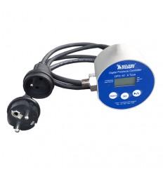 Digitální tlakový spínač DPC 10 s vidlicou a zásuvkou