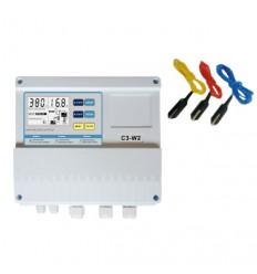 Ovládací panel - C3-W2 - 0.75-4kW 400V