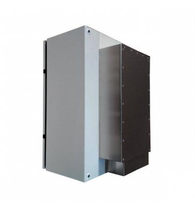 Skriňa s koaxiálnym odvetraním - 4-7.5kW