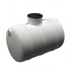 Horizontálna podzemná plastová nádrž - TH 2,3