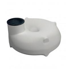 Horizontálna podzemná plastová nádrž - TD 3,2 3200L