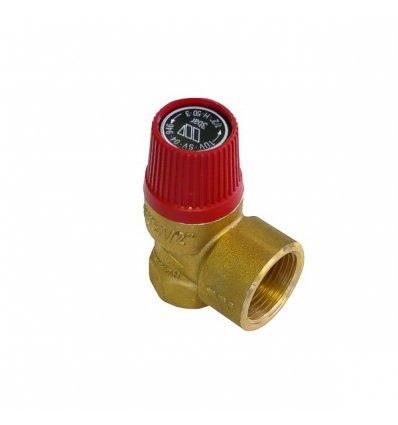 "Poistný ventil - SVH 1/2"" 3 BAR"