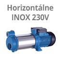 Horizontálne INOX 230V