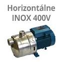 Horizontálne INOX 400V